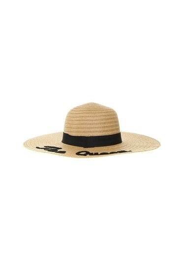 T-Box Şapka Bej
